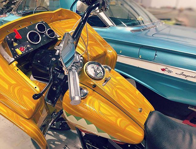 Test ride is good 😎 #cobrabike #coboo Thank you all!!@sdc.666 @marumasu_motorcycle_lounge @wave_harima @makoto.gx71 @mak_kooc @bambi_engineering052 @atsushi6 @sbstreetmachines @oneeight18kk @kazuhikohosoi @unitedblockcustoms @sunway_lupin @yocchin13 @westcoast_tbars @danddexcavatingandhauling @harleydavidson #harleydavidson #liberatorfairing #vetterfairing #roadglide #jointscustombikeshow #custompaint #1976 #motorcycle #defi #unitedblockcustoms #roadking #flh #twincam