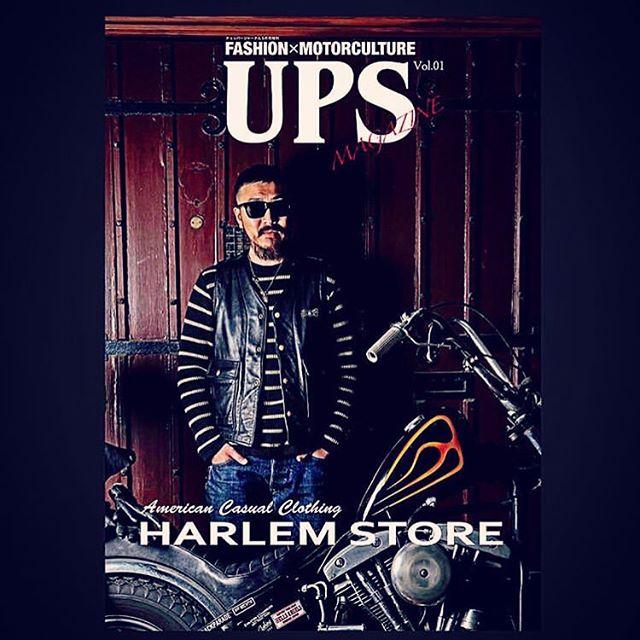 @shunhattori  表紙♫おめでとう@thefeverinc  @sunrisecycles 表紙♫おめでとう#upsmagazine #chopperjournal 名古屋はモーターサイクルCity!的な月間! #harleydavidson #lifestyle #motorcycle #chopper #nagoya