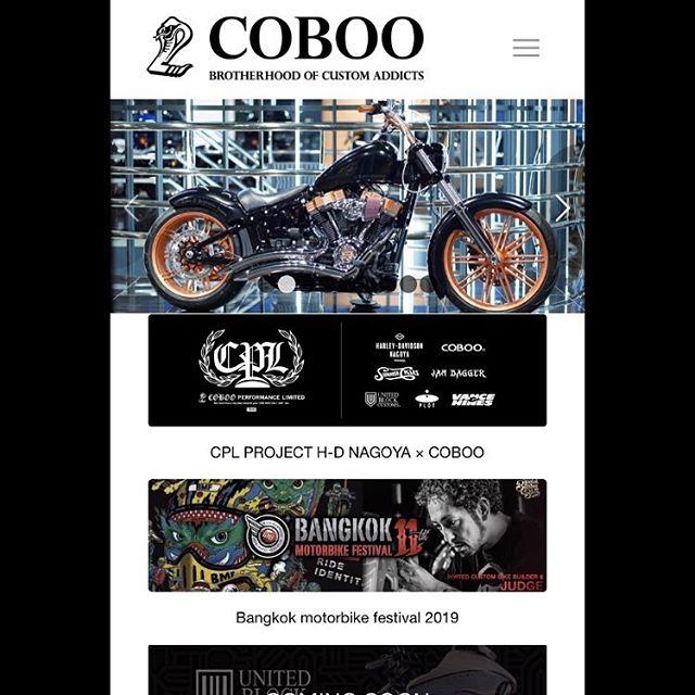 http://coboo.jp/#cplfile #cobooperformancelimited 詳細ページアップしております♫販売/受注開始まで、いましばらくお待ち下さいませ。よろしくお願い致します!🥴#coboo #cpl #harleydavidson #breakout #ブレイクアウト #custompaint
