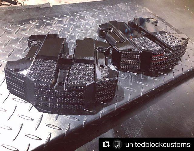 🤘🏼😎#Repost @unitedblockcustoms with @get_repost・・・M8 Rocker Box Cover!近日発売!M8ロッカーボックスカバーは、Twincamよりも交換が大変でもありますが、装着した存在感はまさにKing Head!是非ご注目、ご検討くださいませ! 早速装着するは、おなじみ♫ UBCフルカスタム #triglide! ミラノから戻られる前に、準備準備♫#unitedblockcustoms #milwaukeeeight #triglideultra #trikebodykit #billetparts #harleydavidson