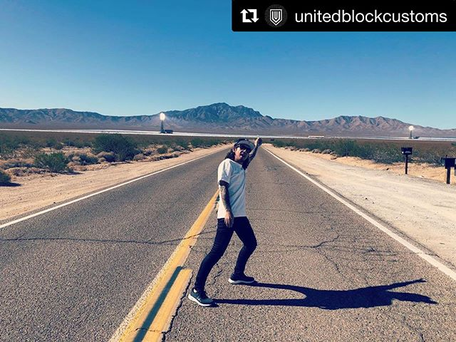 #Repost @unitedblockcustoms with @get_repost・・・Now road trip to LA!🤩UBC! #unitedblockcustoms #california #losangeles #lasvegas