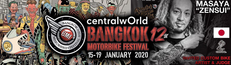Bangkok motorbike festival 2020 !